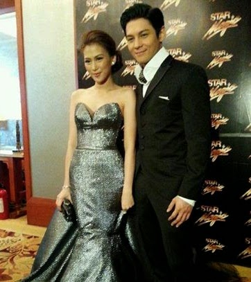 8th Star Magic Ball Couple Alex Gonzaga and Joseph Marco