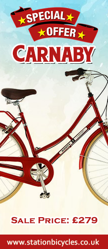 Station Bicycles