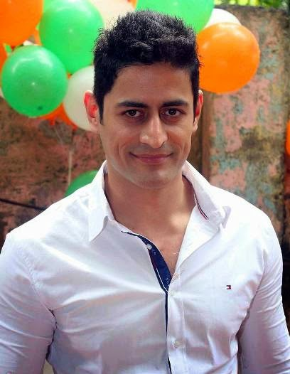 Mohit Raina Close Up