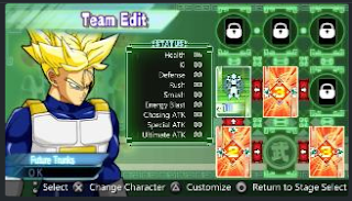 Game Dragon Ball Z - Shin Budokai 2 PSP ISO Android