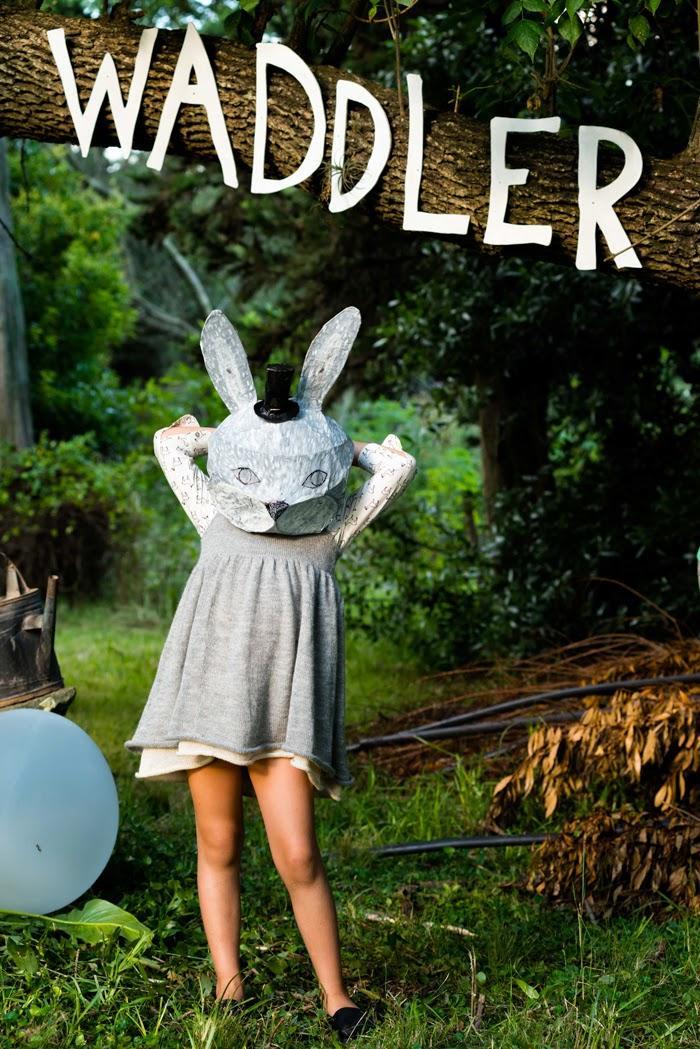 Waddler autumn-winter 2014/15 kids fashion collection