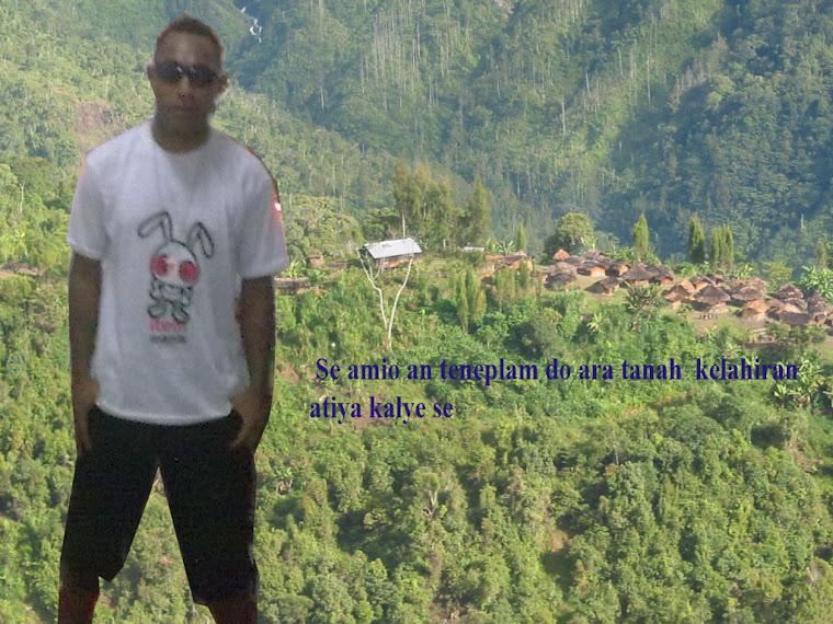 KAMPUNGNYA YAFED JAYAPURA/ PEGUNUNGAN BINTANG PAPUA