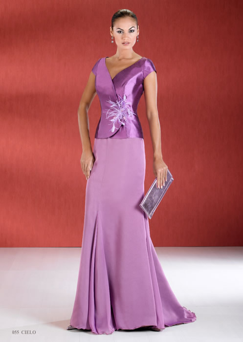 vestidos de fiesta, imagenes de vestidos: - isabel aguado