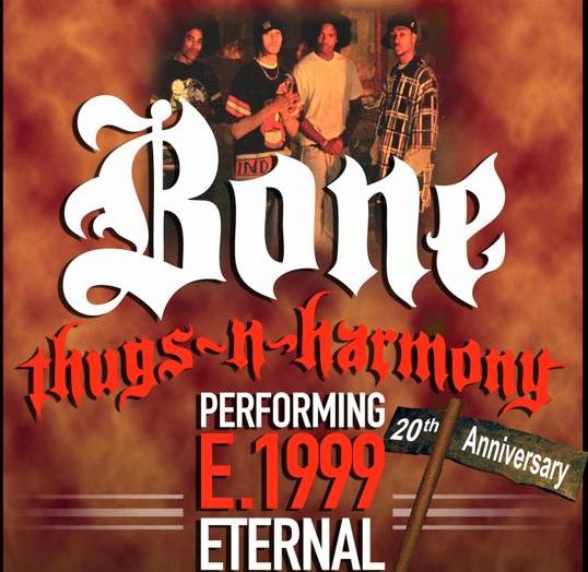 Confirmado Bone Thugs N Harmony no Brasil!! - Noticiário Periférico 7b4148b4ac8