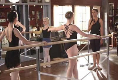 Bunheads - Clase de ballet