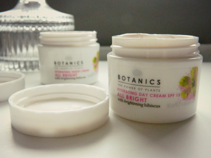 Love From Lisa Botanics All Bright Day & Night Cream