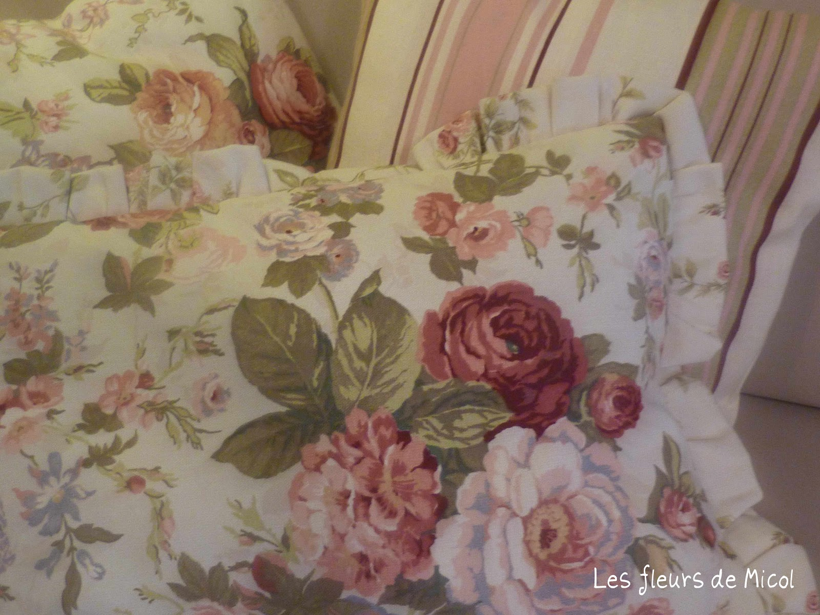Les fleurs de micol righe e fiori - Quadretti per cucina ...
