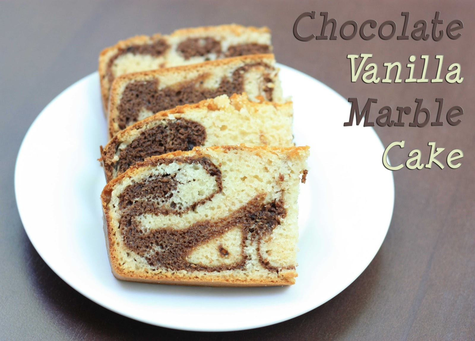 ... to try a marble cake for a very long time marble cake is a mix of