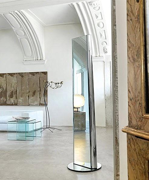 Decorar la sala con espejos ideas para decorar dise ar for Espejos rectangulares para sala