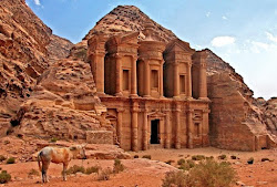 Petra : Lost City Of the Edomite Jews - Mount Seir