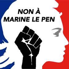 Non à Marine Le Pen
