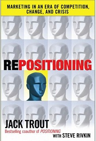 Top 5 Marketing Books: REPOSITIONING