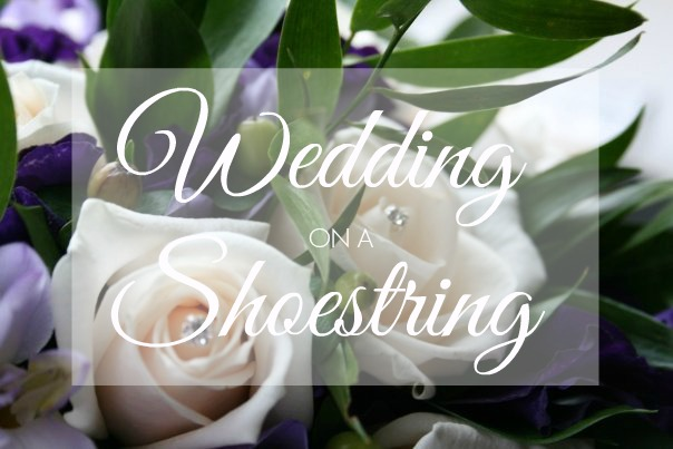 Wedding on a shoestring