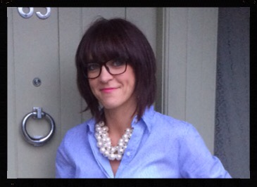 My Midlife Fashion, Firmoo, Glasses, Pearls, Oversized Shirt, Stripes, Zara