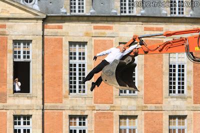 spectacle danse contemporaine Didier Boivin Transports Exceptionnels Chamarande Essonne