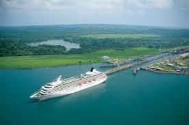 Cruceros en el Canal de Panama