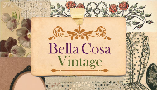 Visit Bella Cosa Vintage Product Site