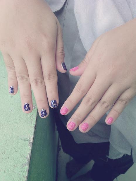 monalison cute nail polish