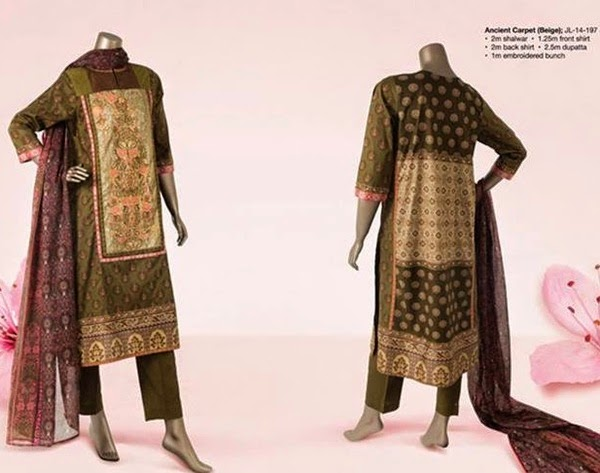 JJ Lawn Prints Volume 2 2014