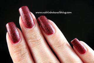 Models Own Velvet Goth Collection - Sardonyx