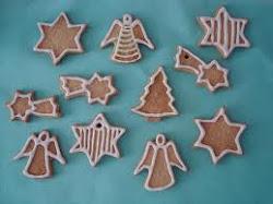 Receitas Natalinas Biscoitos de Natal