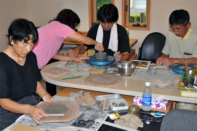 盆栽鉢作り教室|ベランダで楽しむミニ盆栽