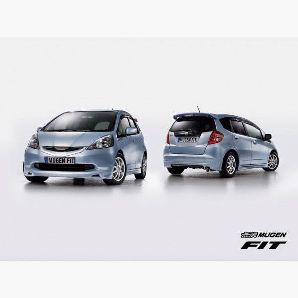 Body Kit Honda Jazz S 2008-2011 Mugen LG