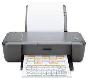 HP Deskjet 1000 J110a Driver Download