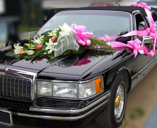 wedding car Stuffed