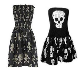 fotos de modelos de vestidos emo