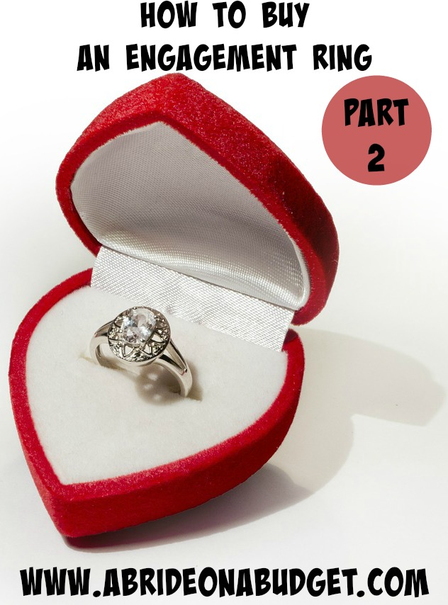 How To Buy An Engagement Ring Part 2 The 4 C s Diamonds
