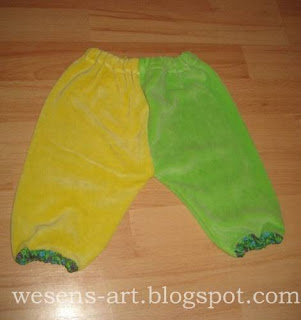 baby pants green-yellow   wesens-art.blogspot.com