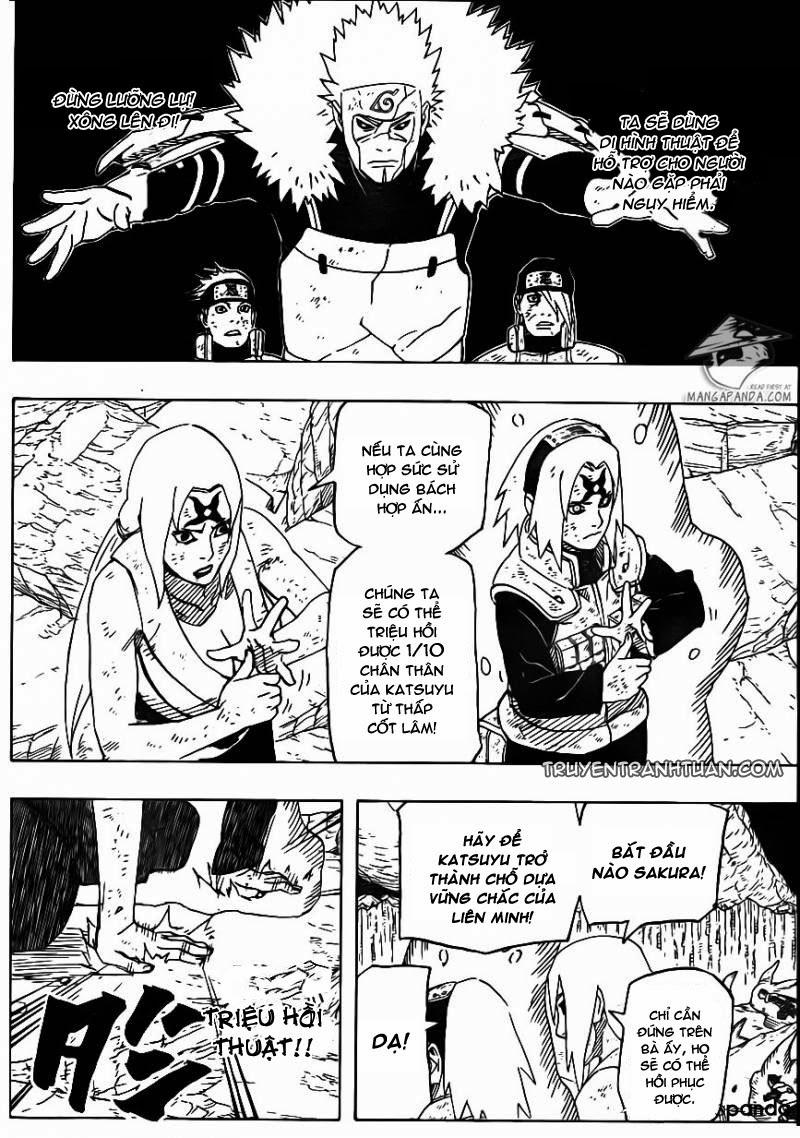 Naruto - Chapter 650 - Pic 8