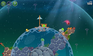 Angry Birds Space Premium 1.5.1 APK Game for Android