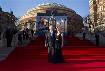 Titanic 3D premiere