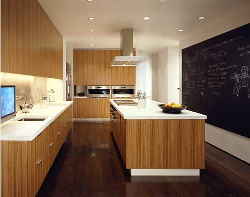 Interior designing kitchen designs for Modern kitchen layout