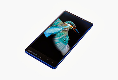 Smartphone Sharp Aquos 302SH Xx officially launched