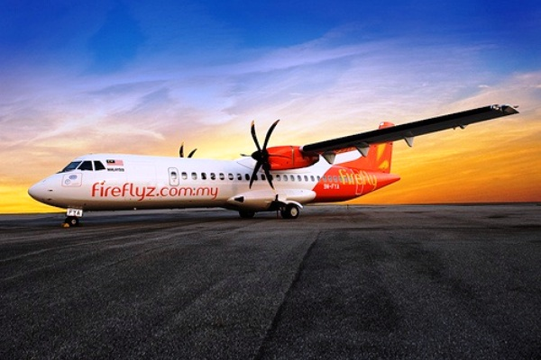FlyFirefly Sdn Bhd. Batam. ZonaAero