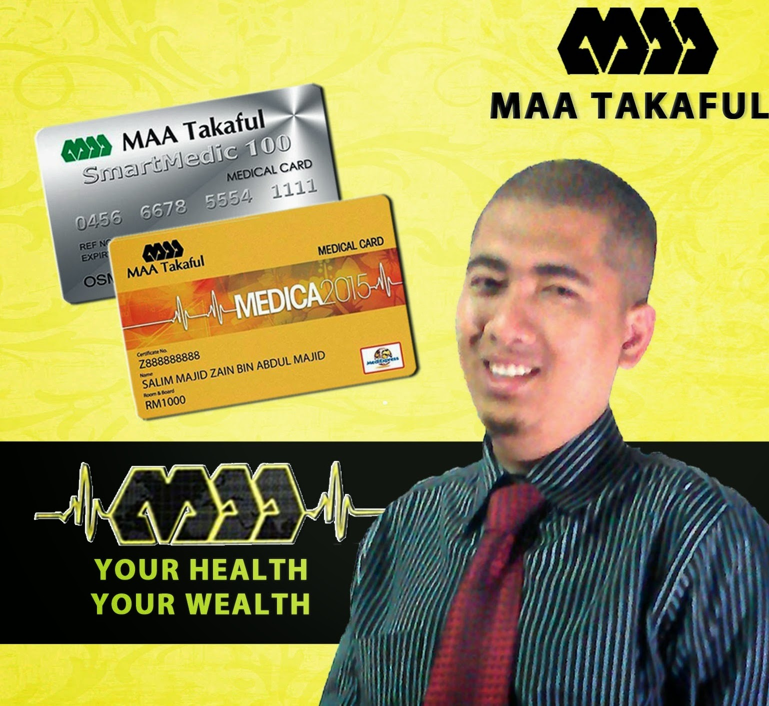 Konsultan Medical Card & Takaful Anda