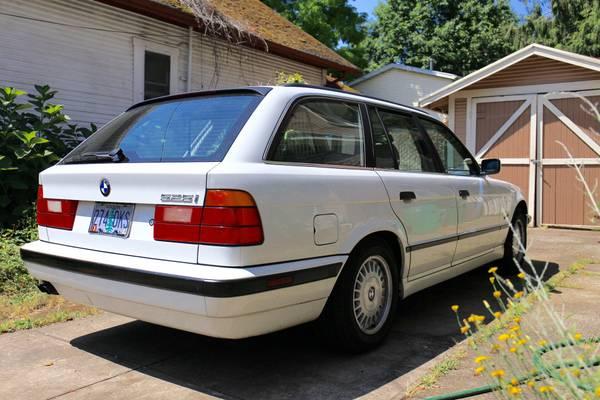 1995 bmw 525i wagon for sale