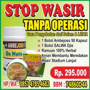 Herbal STOP Wasir, Telp/SMS/WA: 085747854682 - PinBB: 74860D44