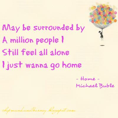 Home lyric