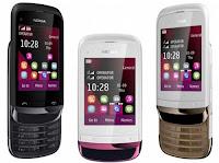 Gambar Nokia C2-03