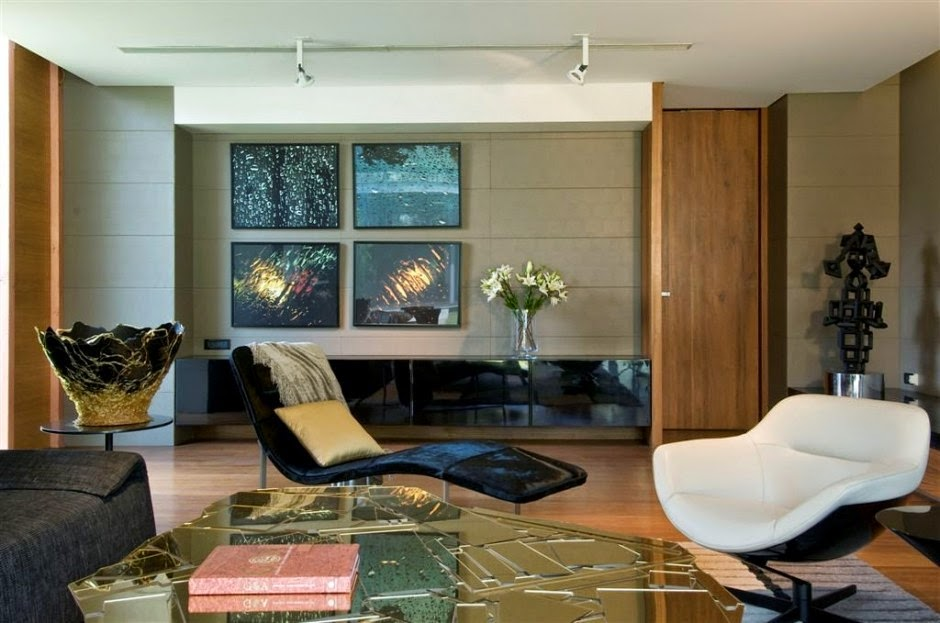 Eco Friendly Interior Homes Design Inspirations With Beautiful Shade