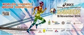 Penang Bridge International Marathon 2014