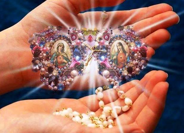 CORAZÓN DE MARÍA Y JESÚS