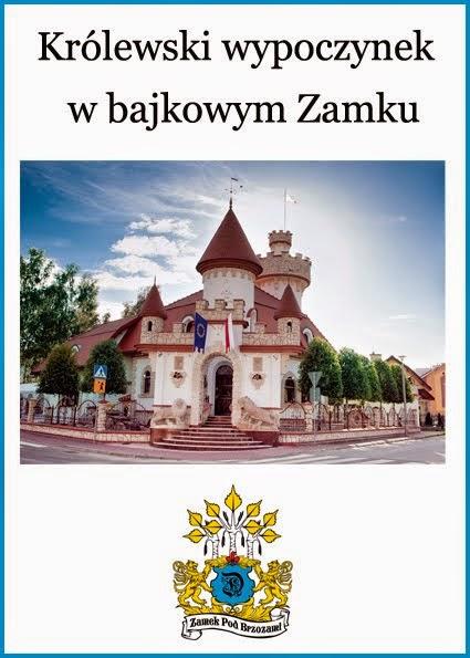 Królewski wypoczynek w Zamku.