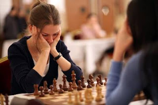La championne d'échecs russe Tatiana Kosintseva - Photo © site officiel