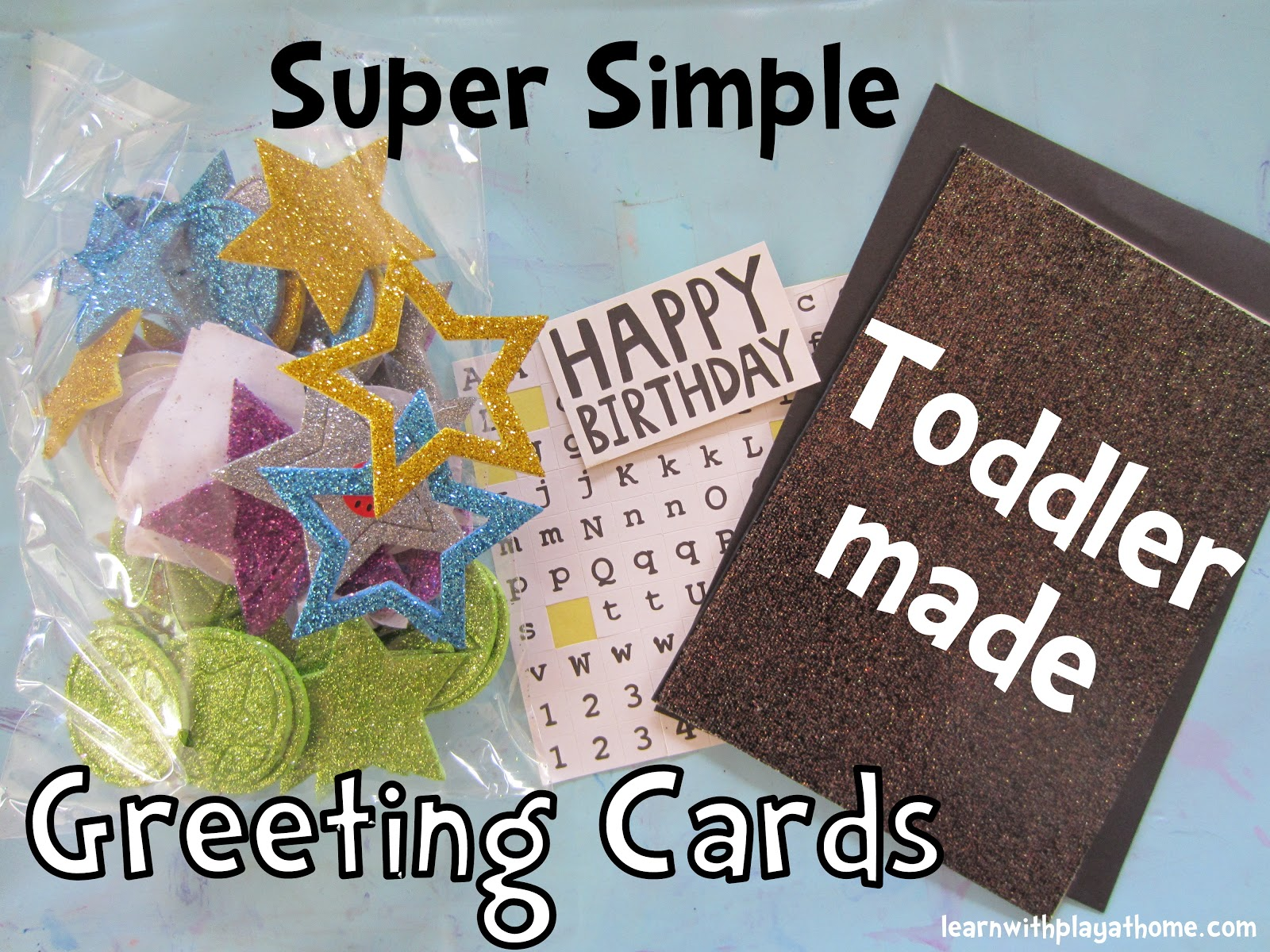Learn With Play At Home Super Simple Toddler Made Greeting Cards