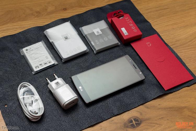 Trọn bộ LG G4 Docomo